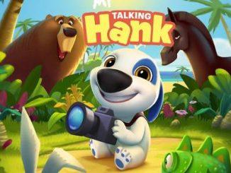 تحميل لعبة صديقى هانك المتكلم MyTalking Hank 2018