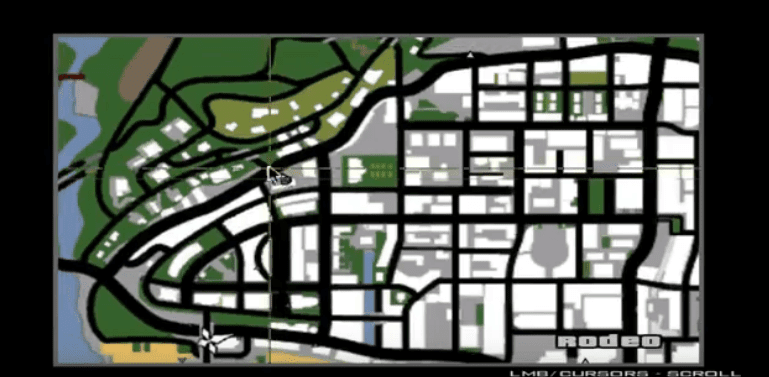 اللعبة فى دولة امريكا حث تتمتع بالمناظر المدينة الجميلة