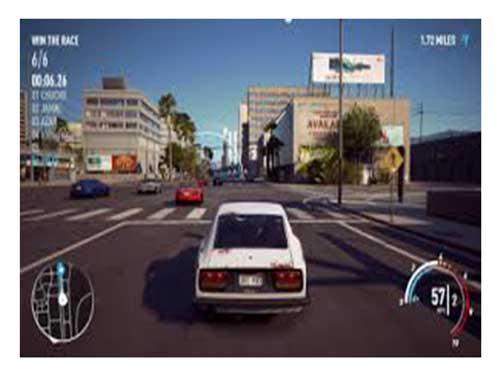 لعبة Need For Speed مجانية لا تأحذ منك اى اموال او تكاليف
