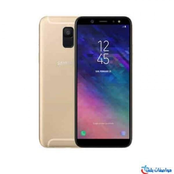 مواصفات وسعر Samsung Galaxy A6 2018