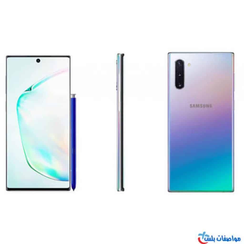 مواصفان وسعر Samsung Galaxy Note 10 Plus 5G