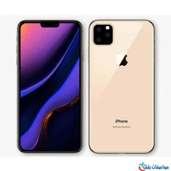 مواصفات وسعر Apple Iphone 11 Pro Max وامكانيات ايفون 11 برو ماكس