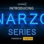 قريبا هاتف Realme Narzo 10 و Narzo 10A بالمواصفات قوية
