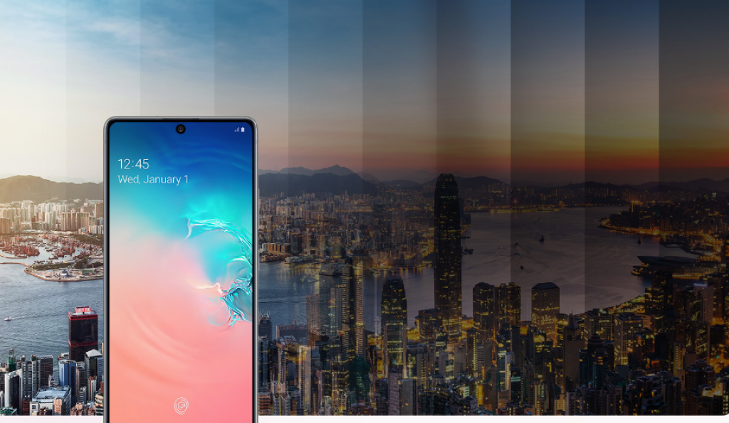 مواصفات وسعر Samsung Galaxy S10 Lite