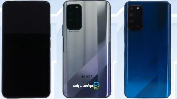 هاتف Honor X10 بمستشعر كاميرا Sony IMX600Y وشاشة OLED