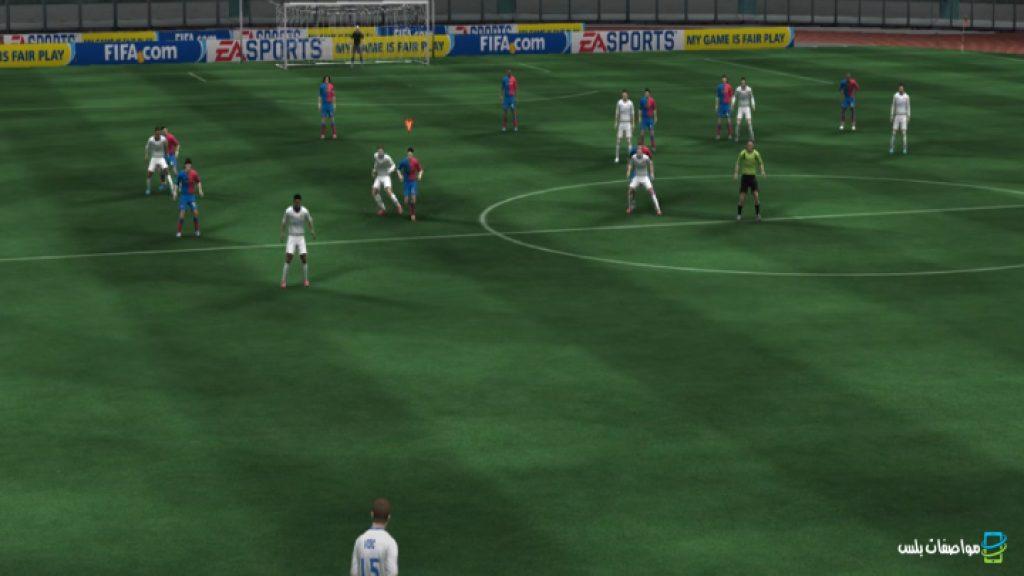 لعبة فيفا fifa 2009