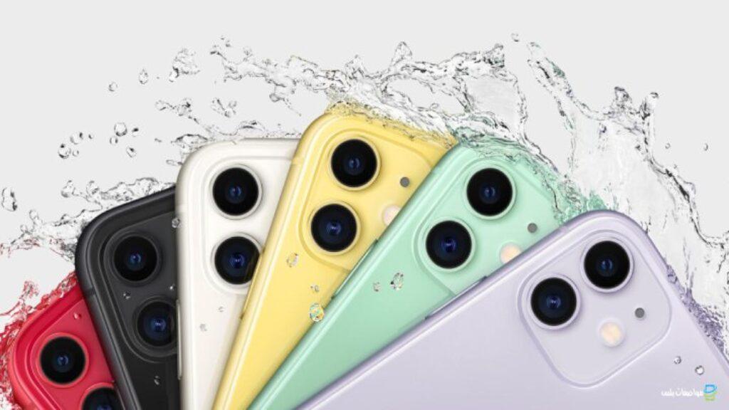 موبايل Apple iPhone 11 ضد الماء
