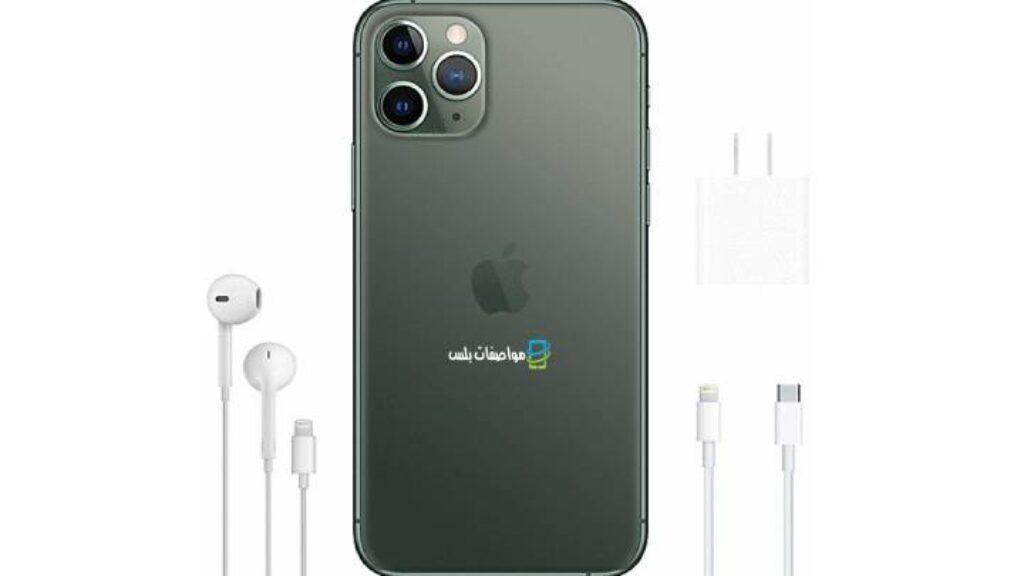 مشتملات موبايل Apple iPhone 11 Pro