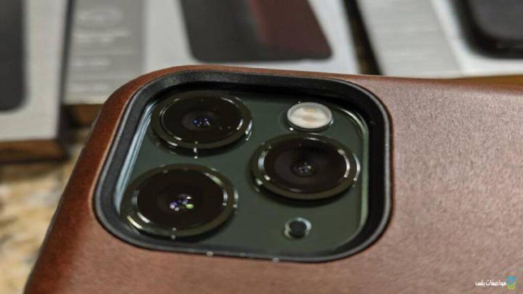 مشتشعر للكاميرا الخلفية لموبايل Apple iPhone 11 Pro