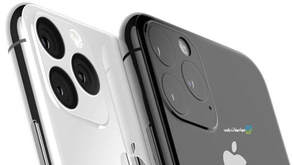 تصميم الكاميرا الخلفية لهاتف Apple iPhone 11 Pro Max