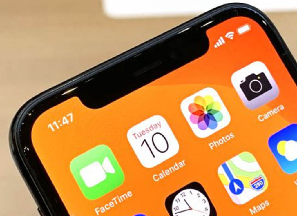 نوتش موبايل iPhone 11 Pro