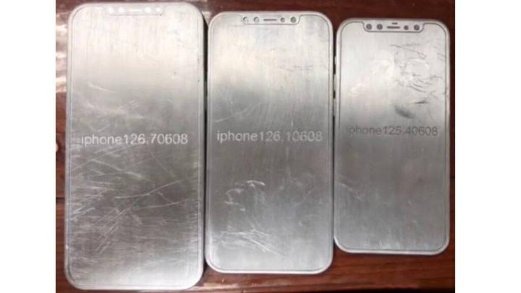 قالب موبايل Apple iPhone 12 مع Apple iPhone 12 Pro مع Apple Iphone 12 Pro Max من الداخل