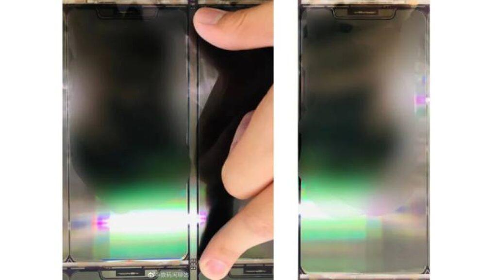 صورة مسربة لمقاس الشاشة Apple iPhone 12
