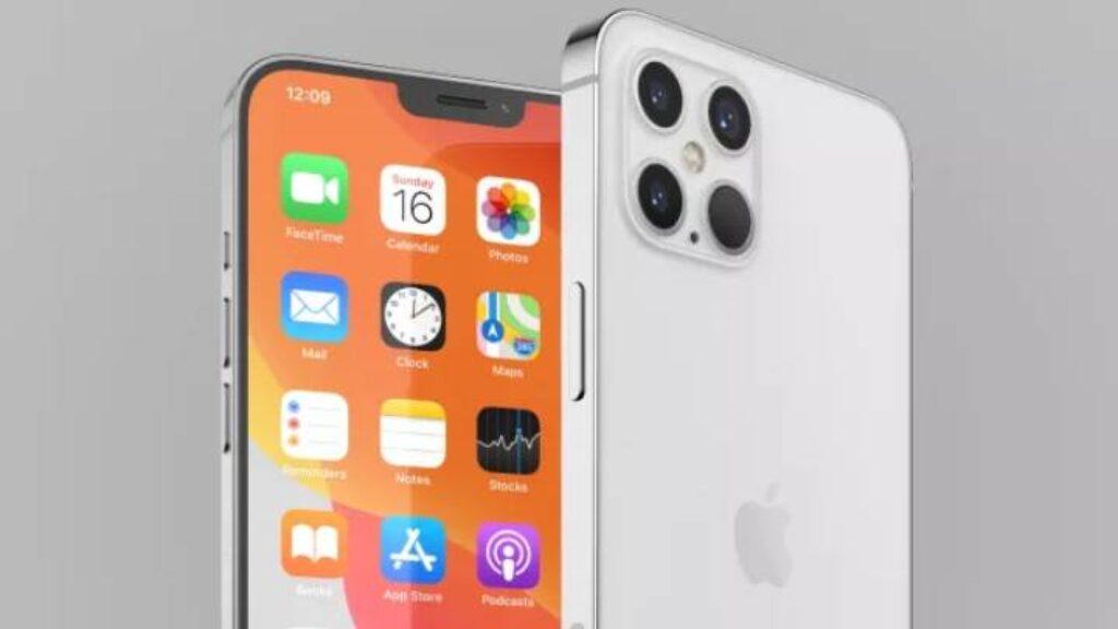 تصميم موبايل Apple iPhone 12 Pro