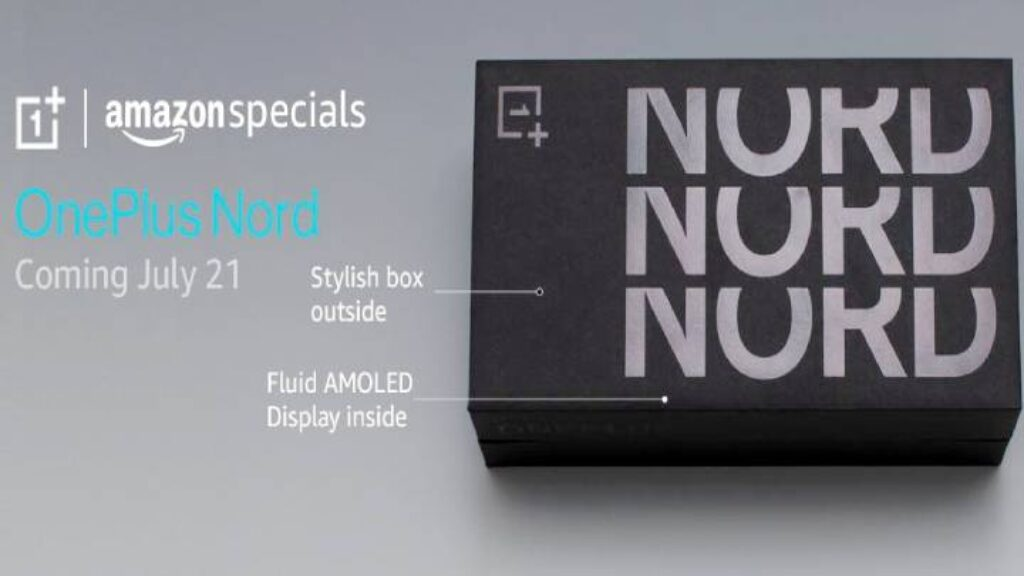 علبة هاتف Oneplus Nord