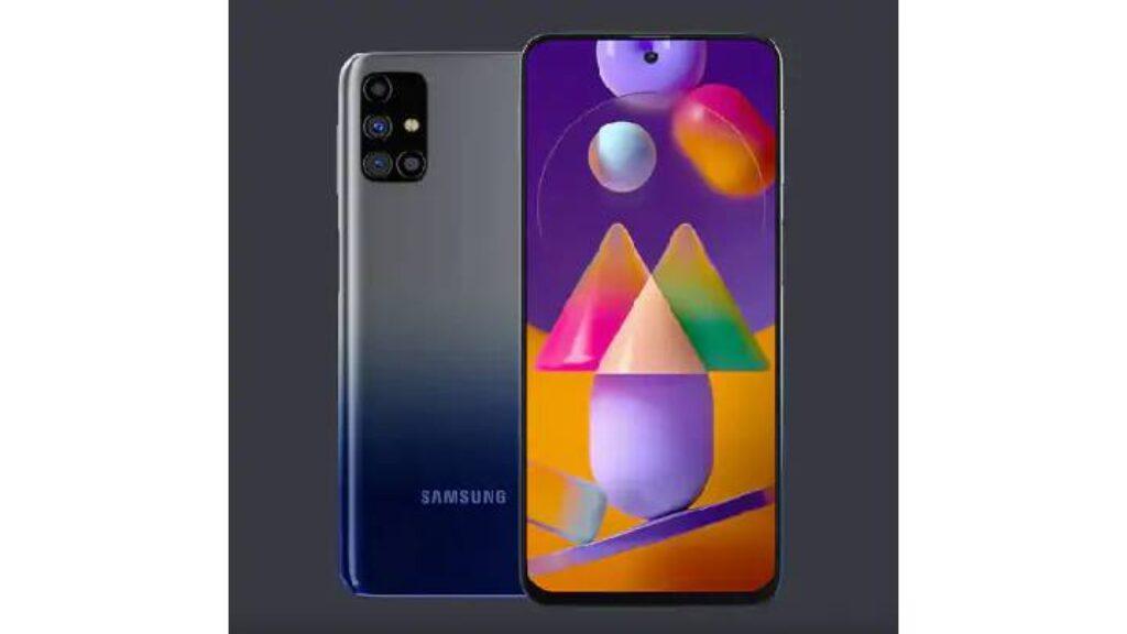 الشكل الخارجى لموبايل Samsung Galaxy M31s