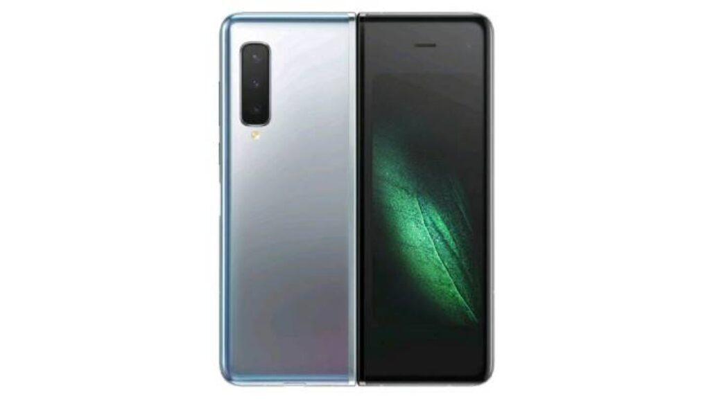 تصميم موبايل صندوق هاتف Samsung Galaxy Z Fold2 5G من الخارج