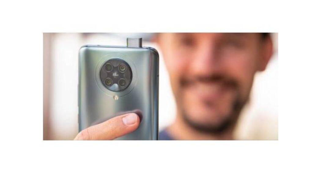 الكامير الخلفية والامامية لموبايل Xiaomi Redmi K30 Ultra