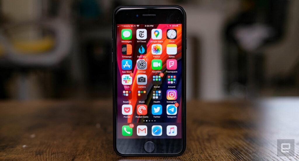 مواصفات وسعر Apple IPhone SE 2021 وامكانيات ابل ايفون سى ...