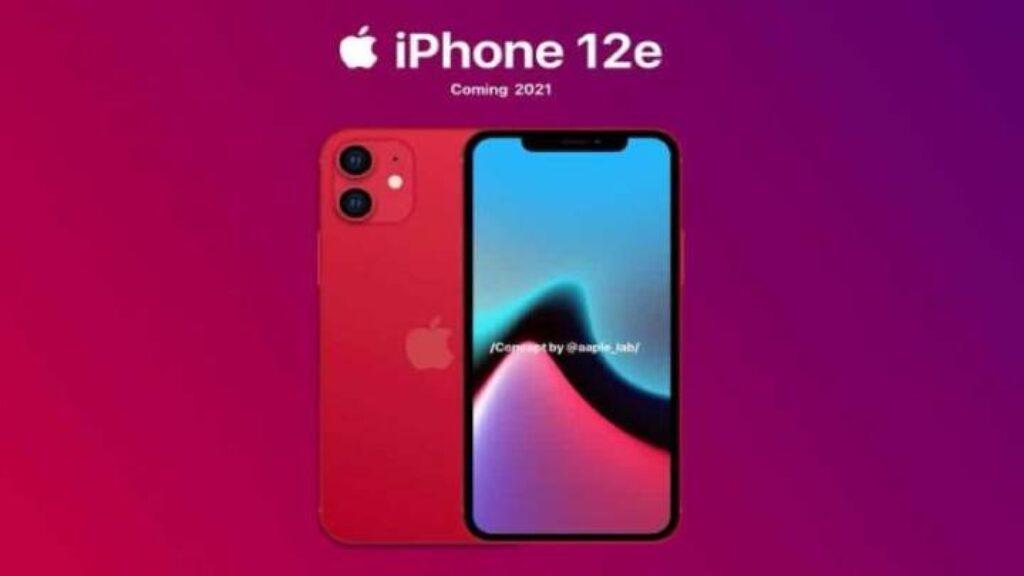 iPhone 12e