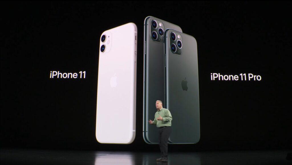 اختلاف بين هاتف ايفون 11 وايفون 11 برو