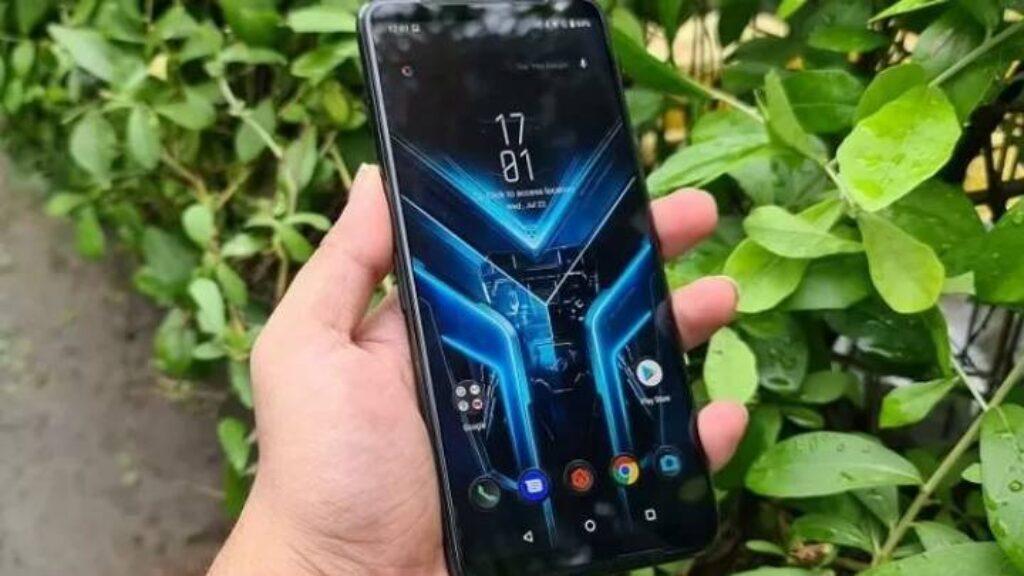تصميم هاتف اسوس روج فون 3 ZS661KS