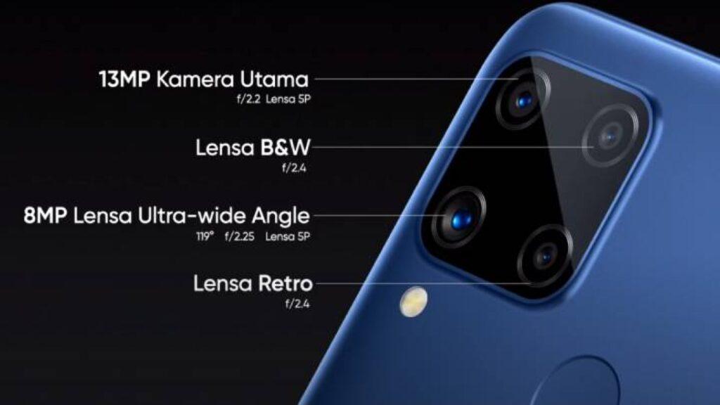 ميرا الخلفية لموبايل Realme C15