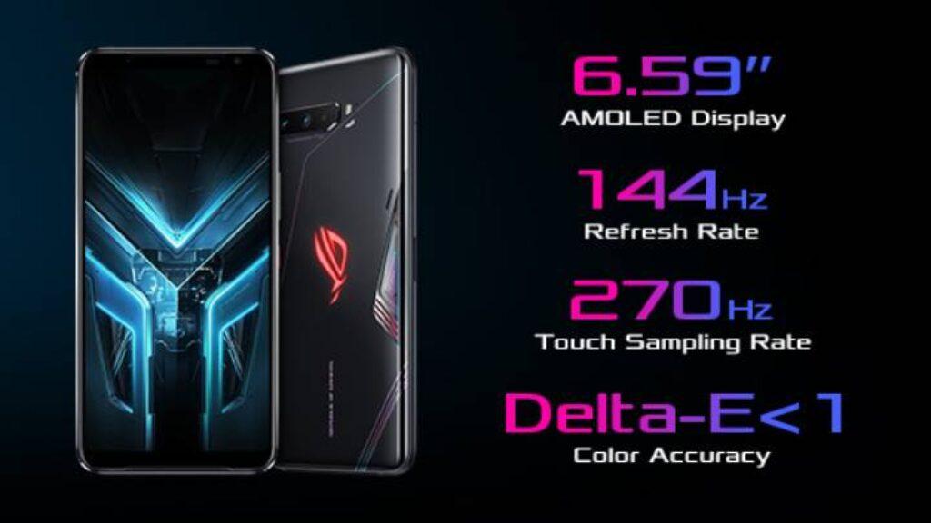شاشة موبايل Asus ROG Phone 3 Strix