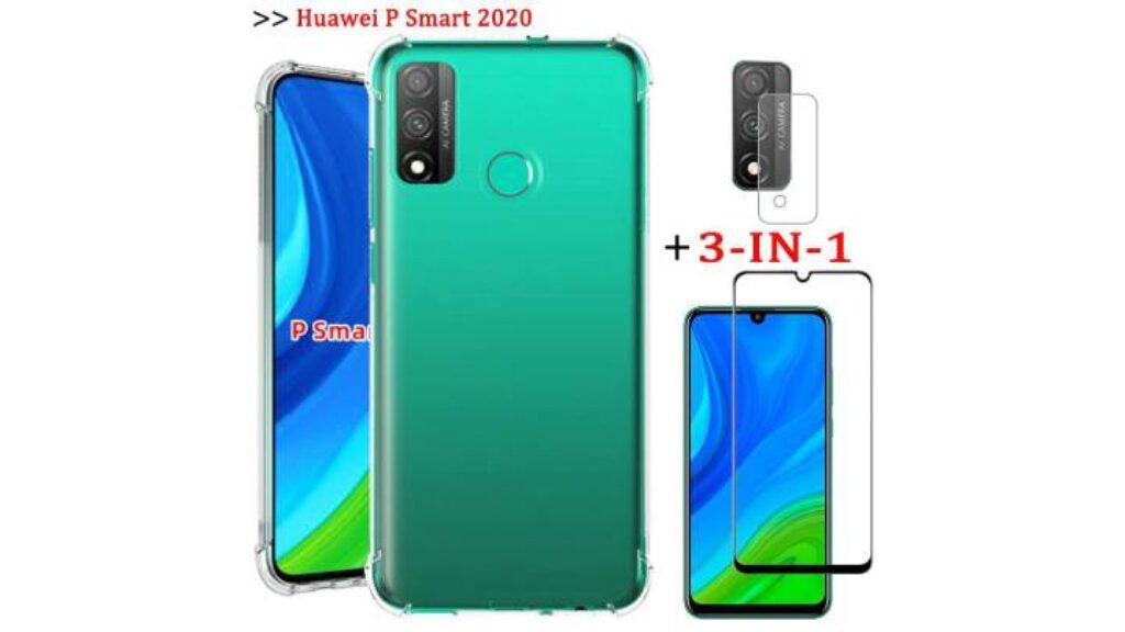 تصميم موبايل Huawei P smart 2020