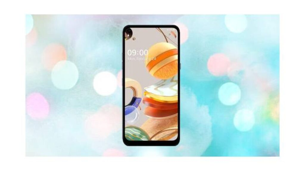 تصميم هاتف LG K42 المتوقع