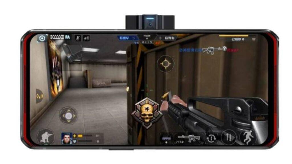 الجرافيك موبايل Lenovo Legion Phone Duel عالى الجودة