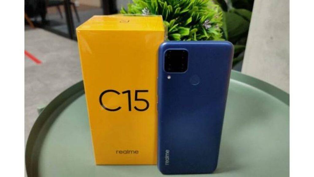 علبة هاتف Realme C15