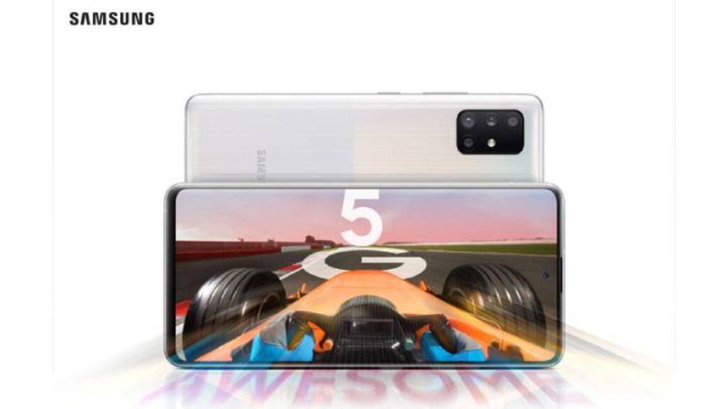 يوجد نسخة للهاتف Samsung Galaxy A42 5g