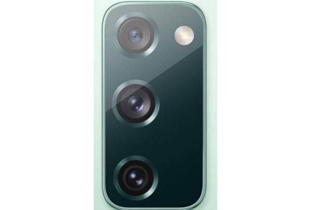 الكاميرا الخلفية لموبايل Samsung Galaxy S20 Fan Edition