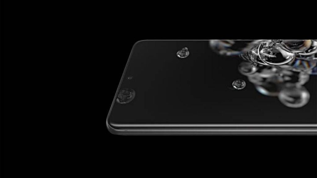 الكاميرا الامامية لموبايل Samsung Galaxy S21