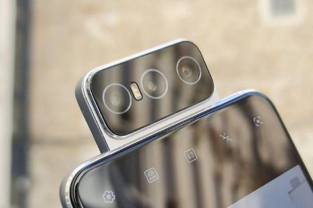 كاميرا هاتف اسوس زينفون 7 برو