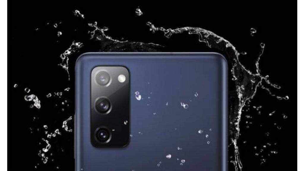 الهاتف سامسونج جلاكسى اس 20 فان ايديشن  مقاوم للماء