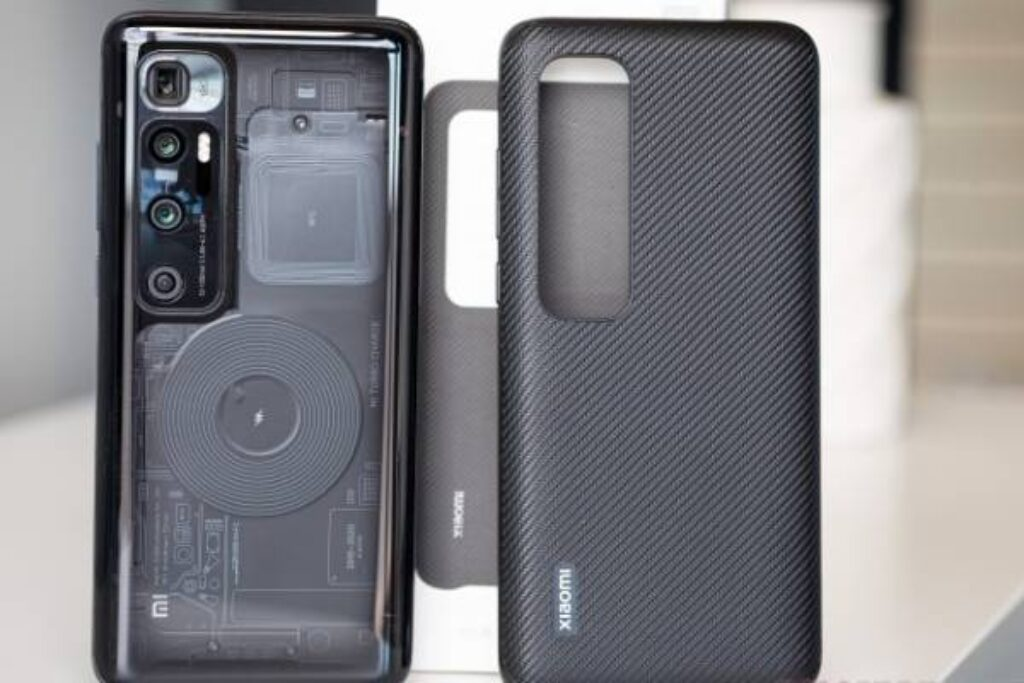 جراب هاتف Xiaomi Mi 10 Ultra