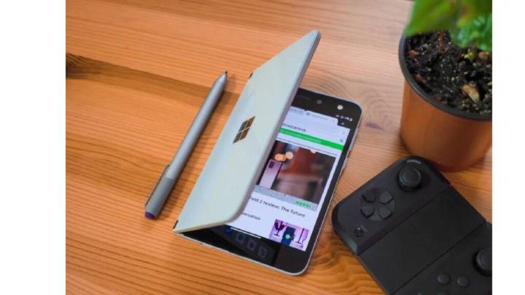 قلم جهاز مايكروسوفت سيرفيس ديو