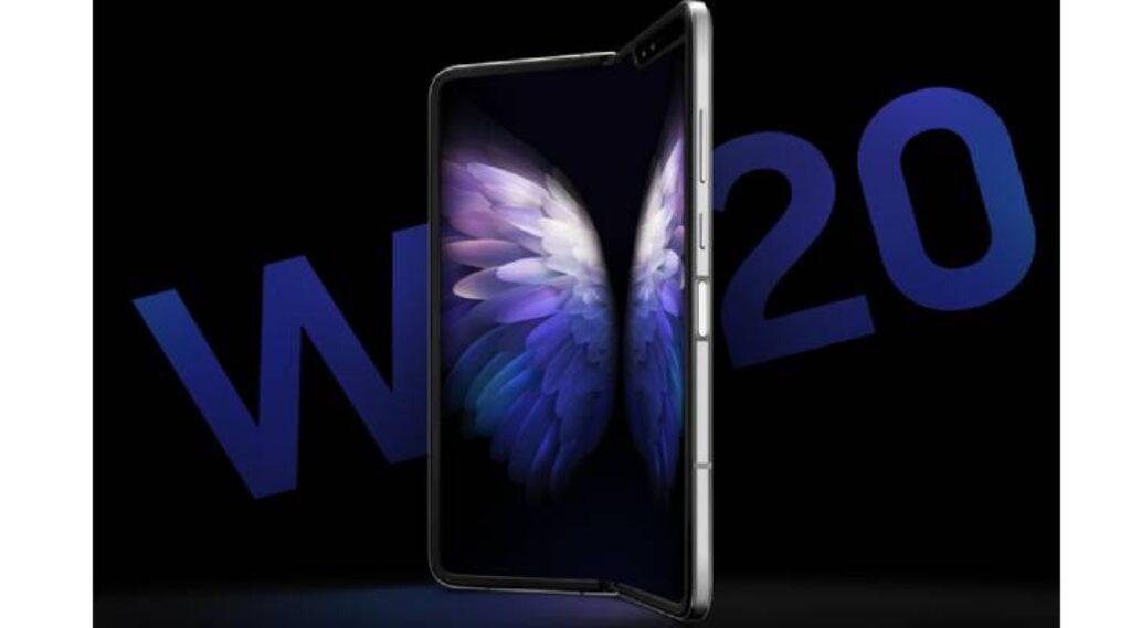 تصميم Samsung Galaxy W21 5G