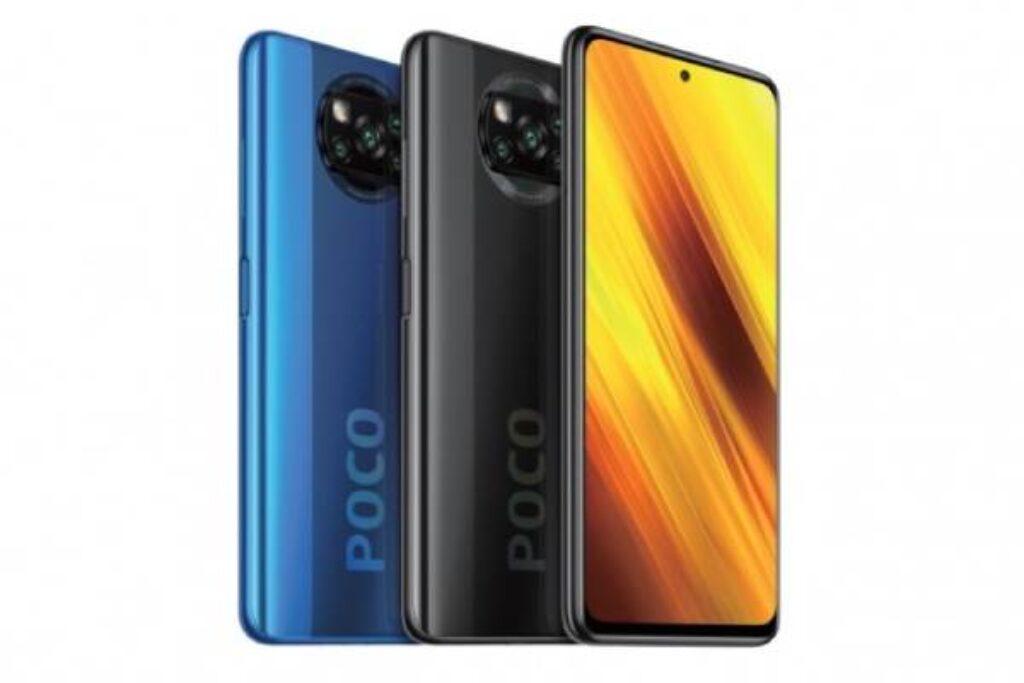 تصميم Xiaomi Poco X3