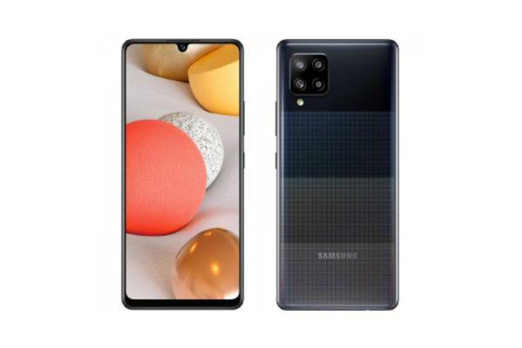تصميم موبايل Samsung Galaxy A42