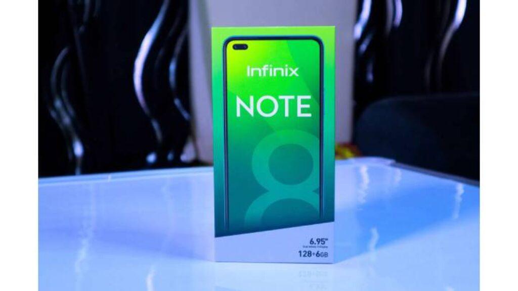 علبة عدة Infinix Note 8