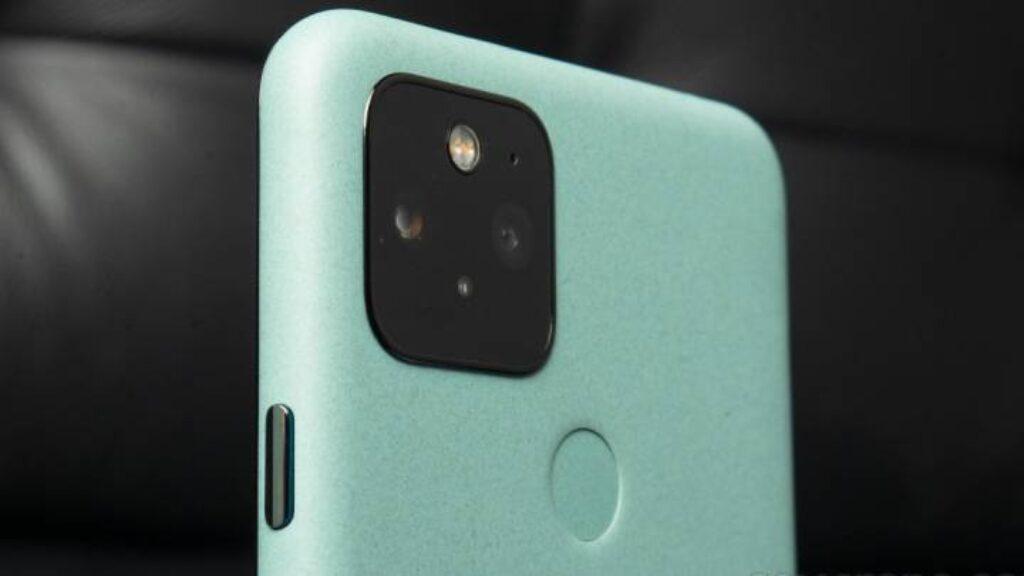 تصميم الكاميرا الخلفية لموبايل جوجل بيكسل 5