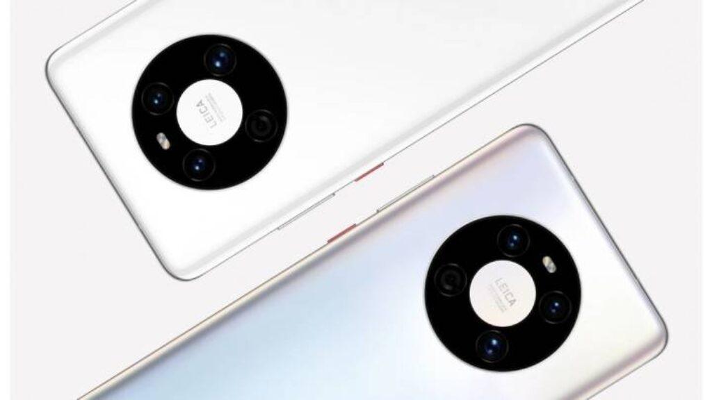 تصميم الظهر موبايل Huawei Mate 40