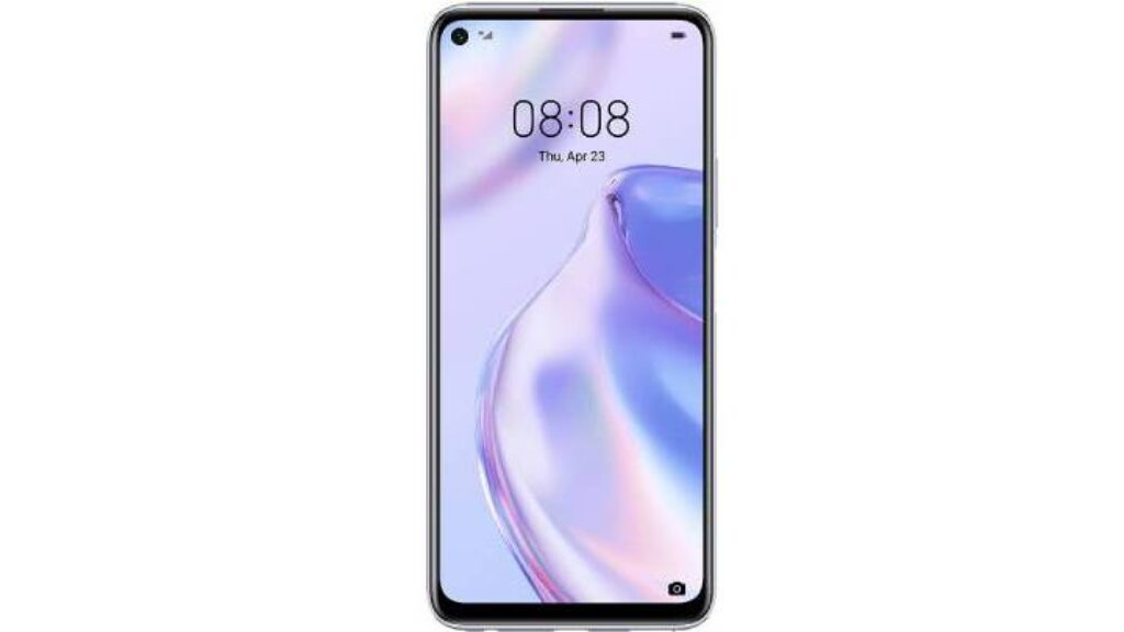 تصميم العدة Huawei nova 7 SE 5G Youth من الامام