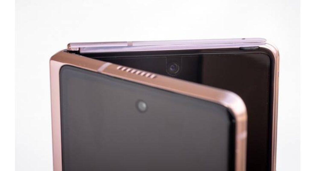 مواصفات موبايل سامسونج جالكسي زد فولد2 Samsung Galaxy Z Fold2 5G