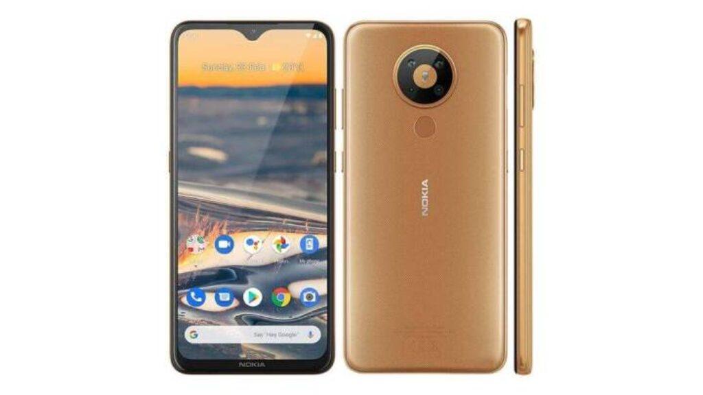 تصميم هاتف Nokia 5.3