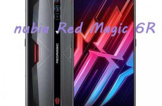 ZTE nubia Red Magic 6R
