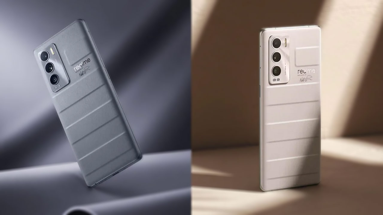 هواتف Realme GT Master Edition وEdition Explorer